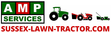 Sussex Lawn Tractor Logo